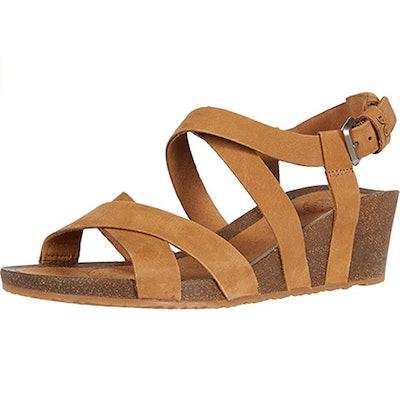 Teva Mahonia Wedge Buckle Sandals