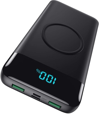 FOCHEW Wireless Portable Charger