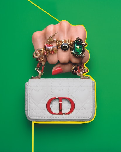 Dior's Micro Caro Bag.