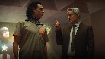 Loki Marvel Cinematic Universe TVA Cameo