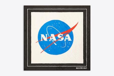 Balenciaga NASA Space Scarf