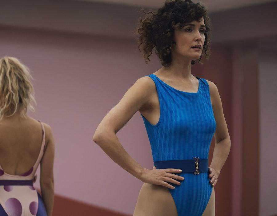 "Rose Byrne as Sheila in ""Physical' via the AppleTV+ press site"