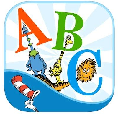 Dr. Seuss's ABC Read & learn