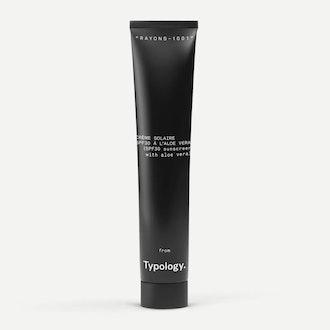 SPF30 Face Sunscreen With Aloe Vera