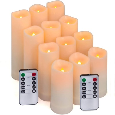 Aignis Flameless Candles