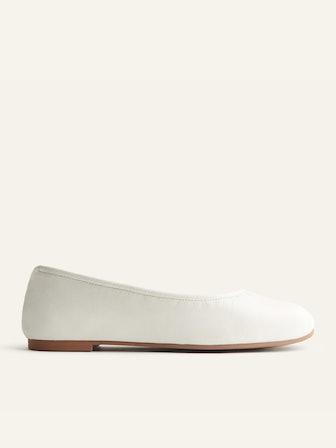 Bettie Ruched Ballet Flat