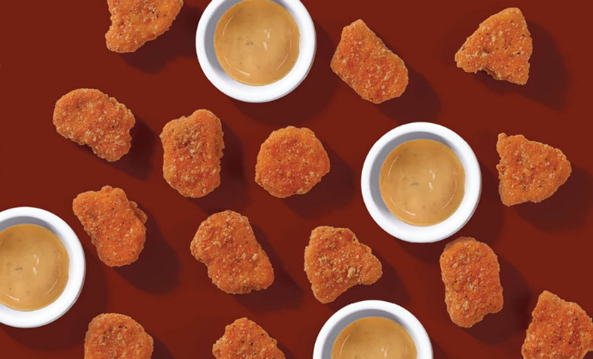 Wendy's new Ghost Pepper Ranch will be available starting on July 12.