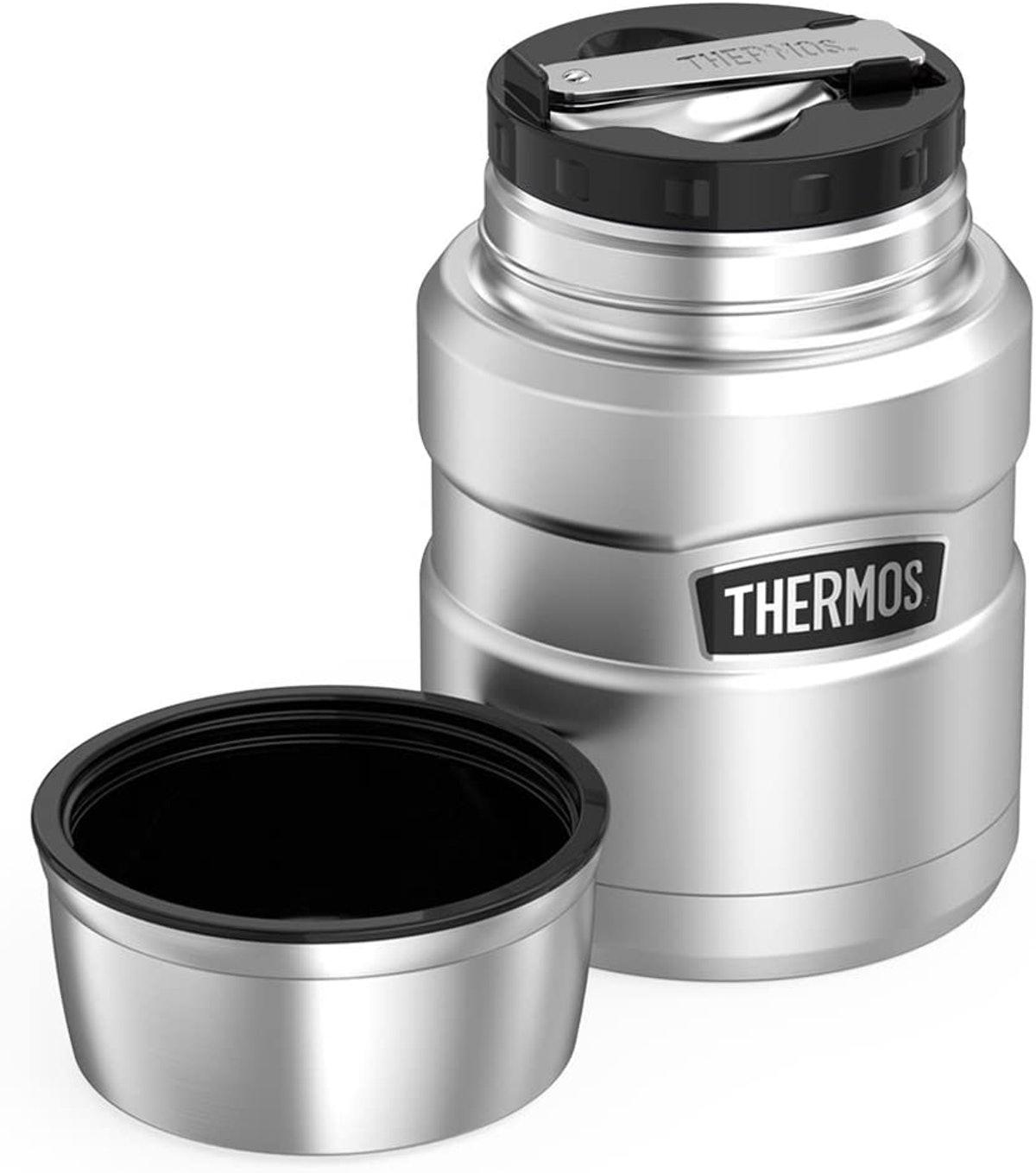 THERMOS Stainless King Vacuum-Insulated Food Jar