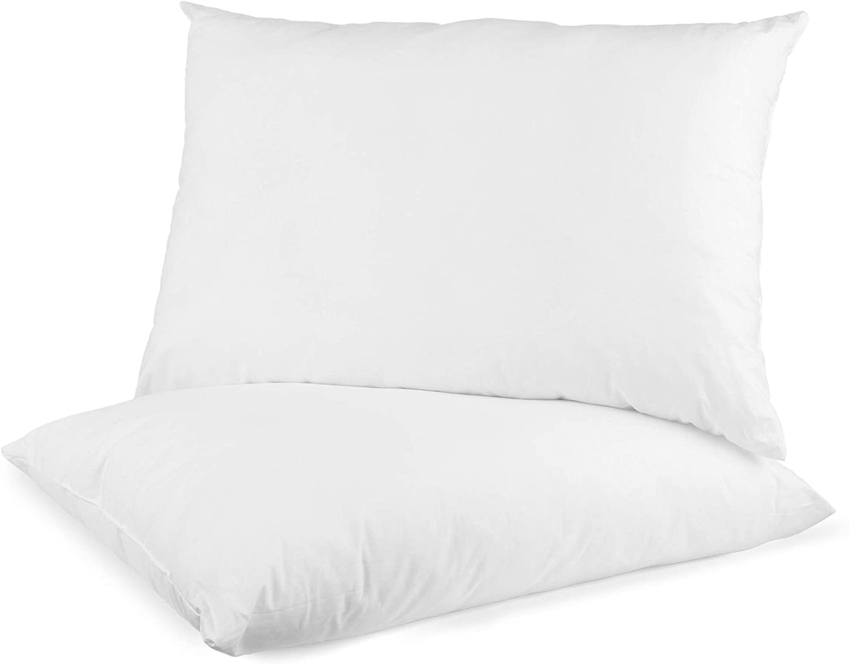 Cotton Hotel  Pillows (2 Pack)