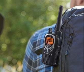 Midland 50 Channel Waterproof GMRS Two-Way Radio (2-Pack)