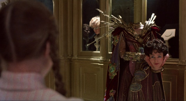Return to Oz was actress Fairuza Balk's first role.