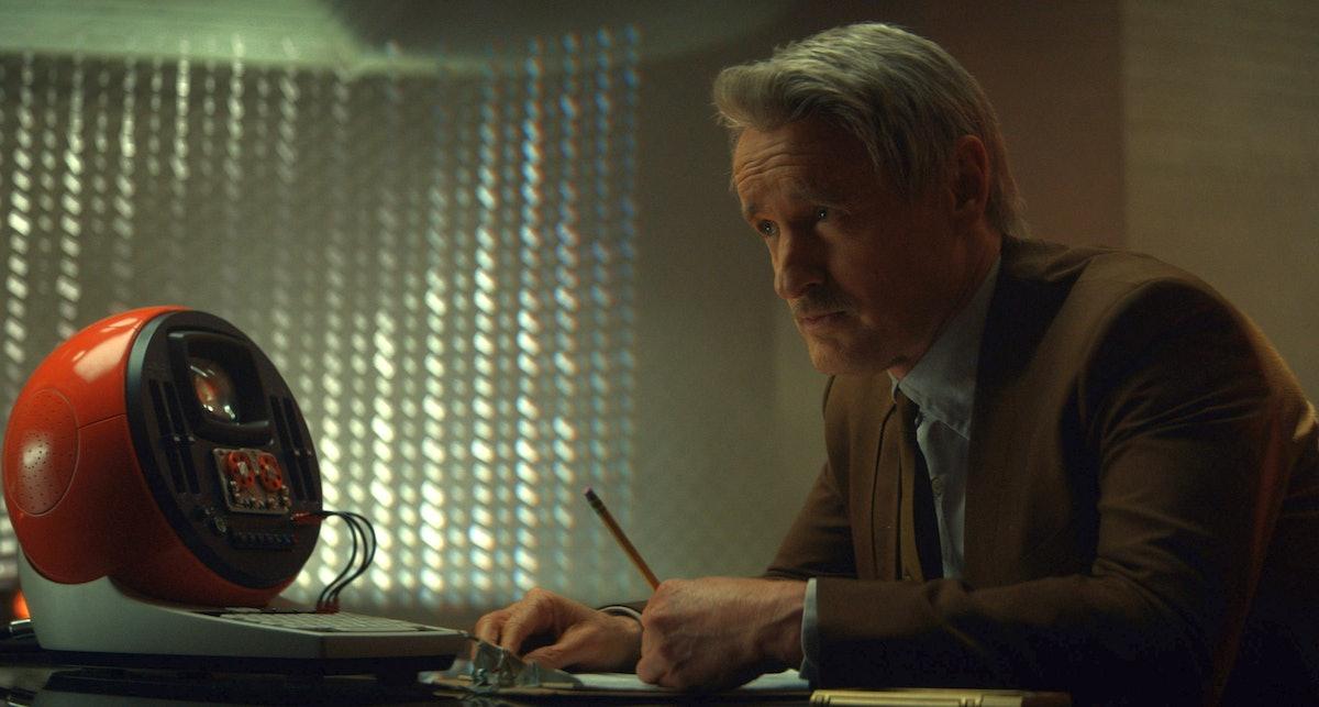 Owen Wilson as Agent Mobius, Jet Ski enthusiast in 'Loki'