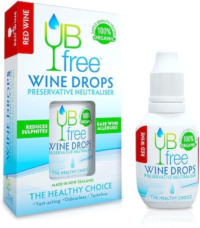 Ubfree Wine Sulfite Remover