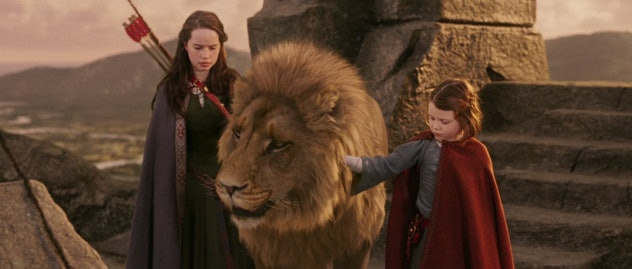 Chronicles of Narnia are fantasy movies for kids based on a book series by C.S. Lewis.