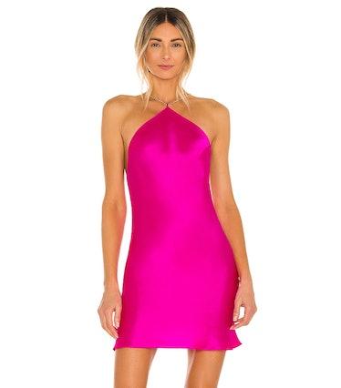 Claudia X Back Chain Dress