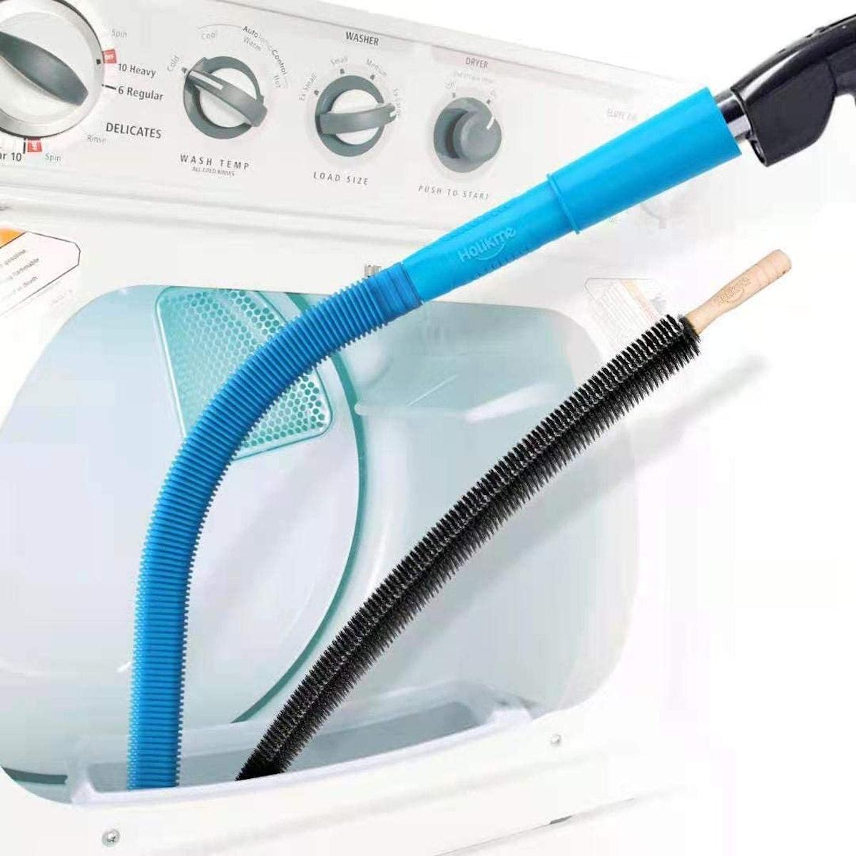 Holikme Dryer Lint Vacuum Attachment (2 Pack)