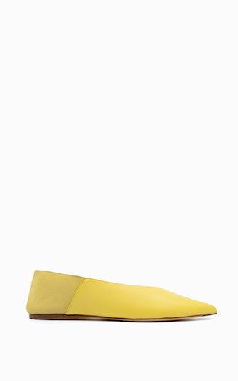 Pointed Babouche Slipper