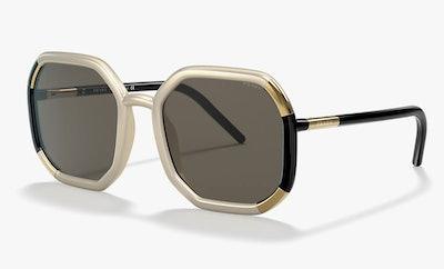 Prada Two-Tone Sunglasses