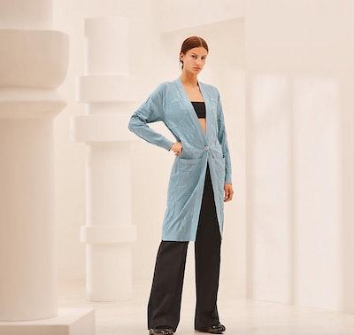 """L'Instruction du Roy"" knit coat"