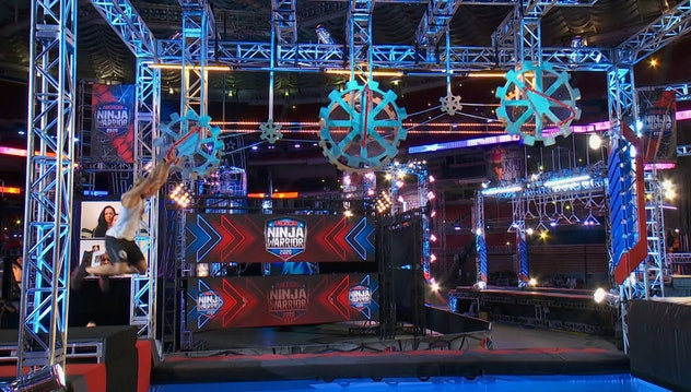American Ninja Warrior is an athletic competition show.