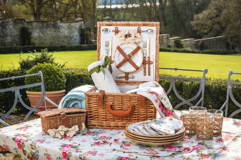 MATCHESFASHION teamed up with Mrs. Alice for a picnic friendly collaboration.