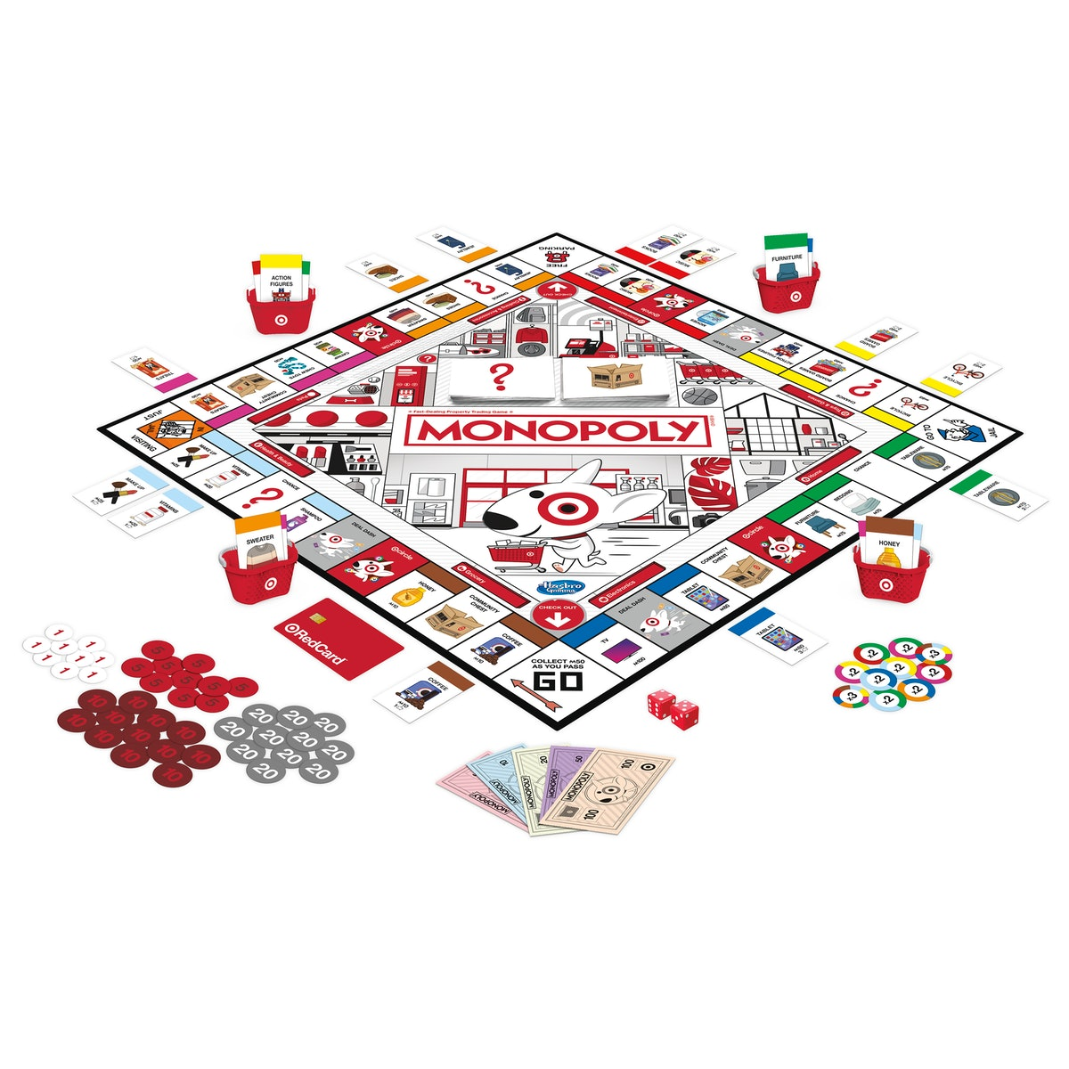 Here's where to buy and pre-order Monopoly: Target Edition before it officially heads to stores in A...