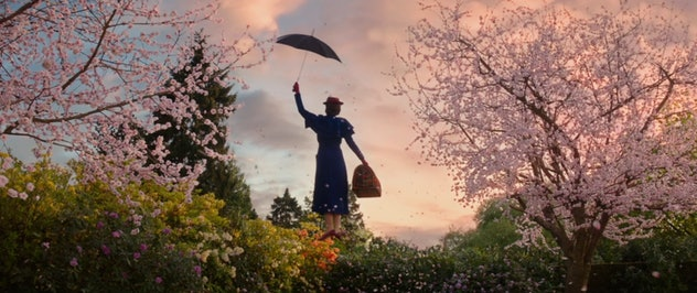 Mary Poppins Returns is the sequel to the classic fantasy movie for kids.