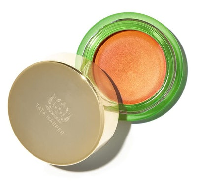 Tata Harper Lucky, Bronzy Orange Vitamin-Infused Cream Blush