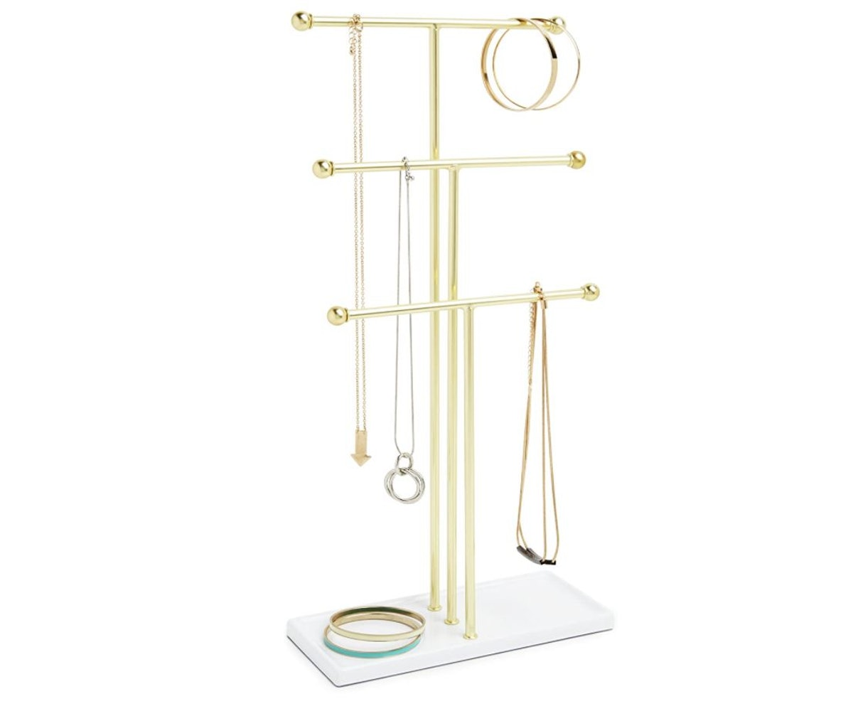 Trigem Hanging Jewelry Organizer