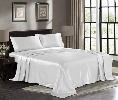 Pure Bedding Store Satin Sheets (Queen)