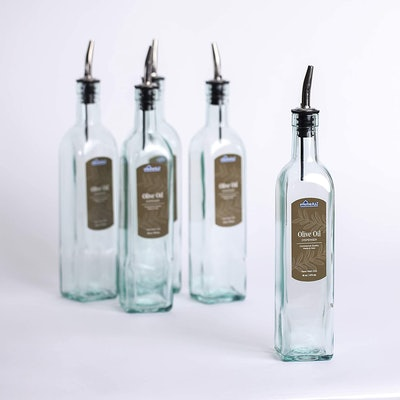 eHomeA2Z Oil And Vinegar Cruet Dispenser