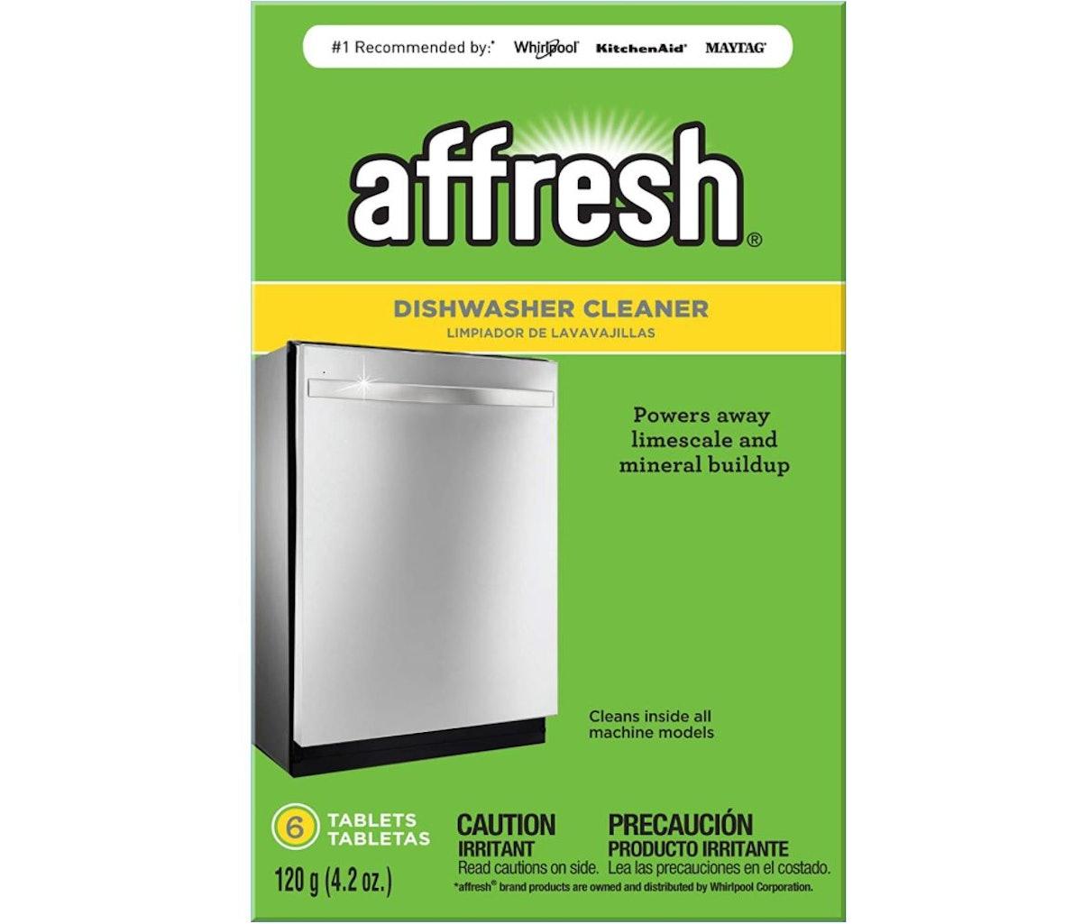 Affresh Dishwasher Cleaner Tablets (6 Pack)