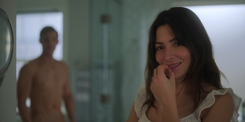 SARAH SHAHI as BILLIE CONNELL in 'Sex/Life' via the Netflix press site