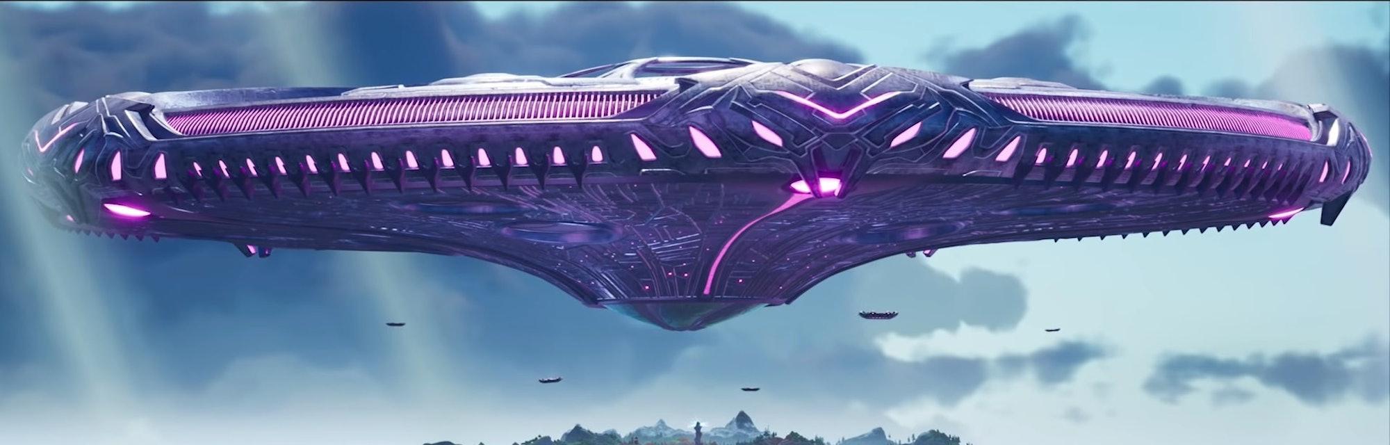 fortnite alien artifact ufo locations week 3
