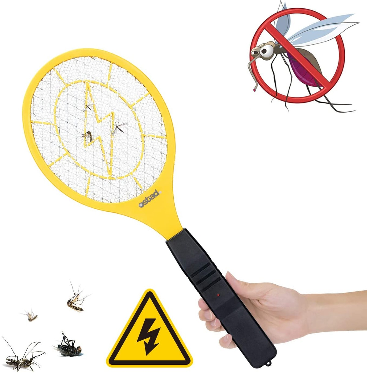 3000 Volt Electric Fly Swatter