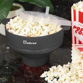 Original Salbree Microwave Popcorn Popper