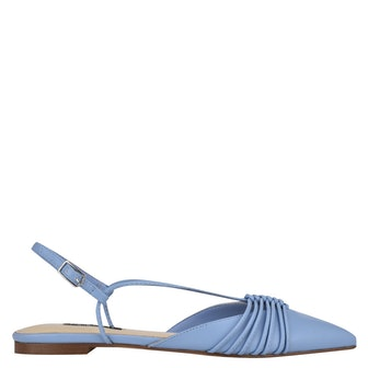 Aida Slingback Pointy Toe Flats