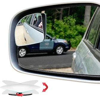 Ampper Fan Shape Blind Spot Mirror