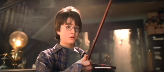 The Harry Potter series are classic fantasy movies for kids.