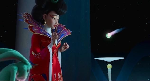 Over the Moon features a star-studded cast, including Hamilton's Philippa Soo.