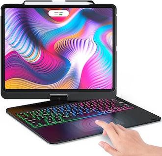 Levet Touchpad Keyboard Case