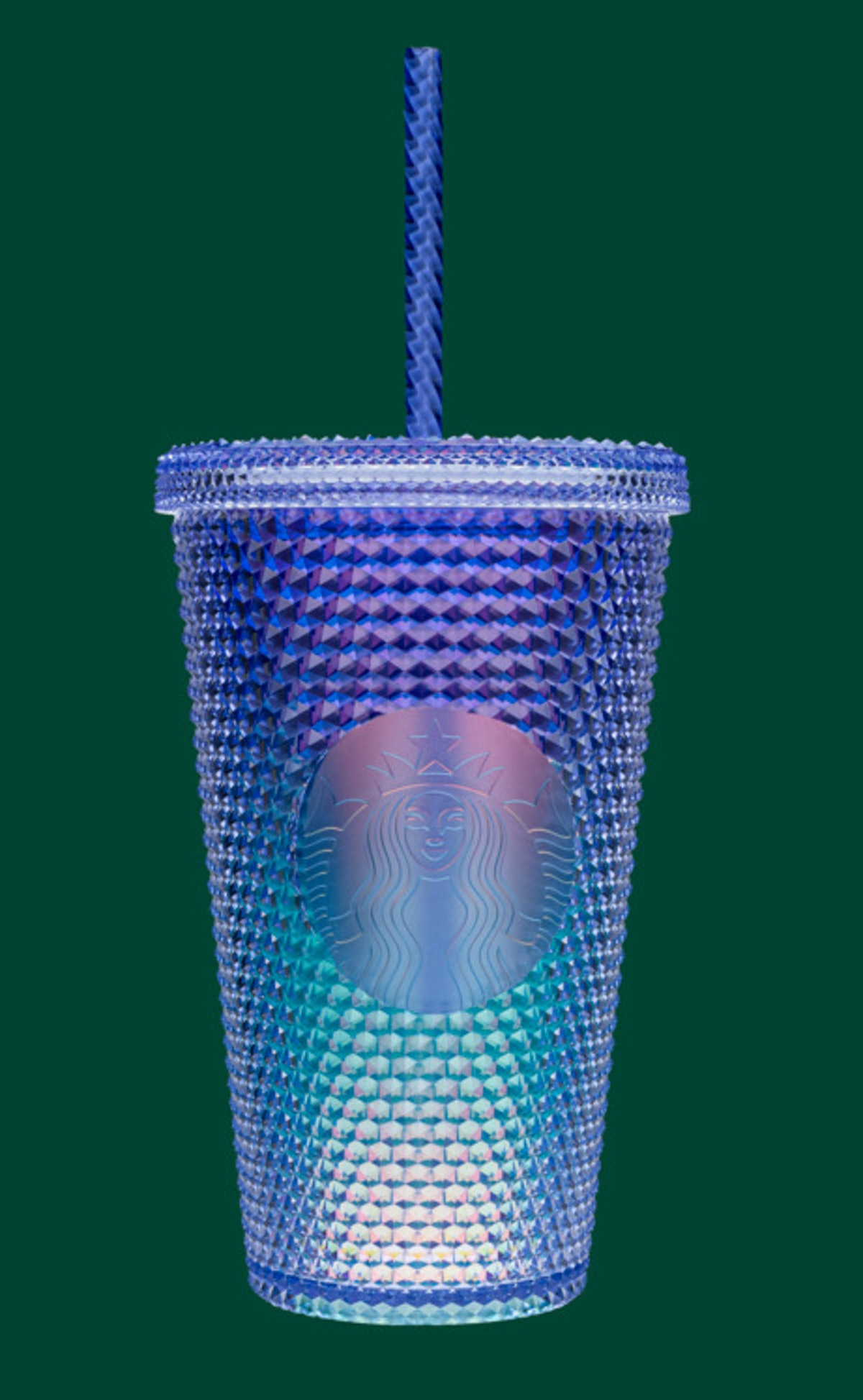 Starbucks launched a new studded cold cup for summer 2021.