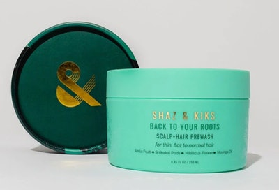 Back To Your Roots Scalp + Hair Prewash, Thin, Flat to Normal Hair