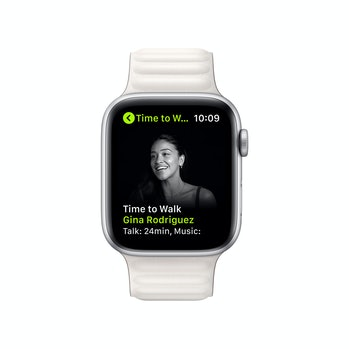 Time to Walk Season 2 for Apple Watch and Apple Fitness+ with Gina Rodriguez, Randall Park, Naomi Ca...