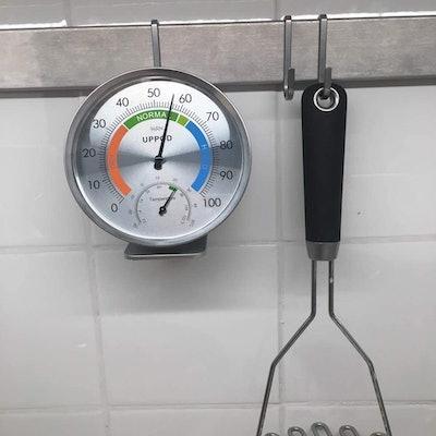 LitteGood Indoor Outdoor Hygrometer