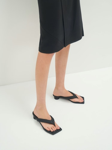 Padded Thong Sandals