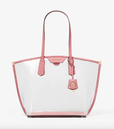 Jane Large Clear Tote Bag