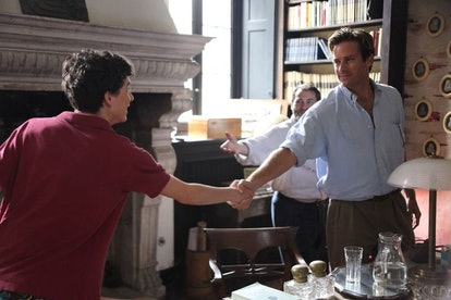 'Call Me by Your Name' was made into a movie starring Timothée Chalamet.