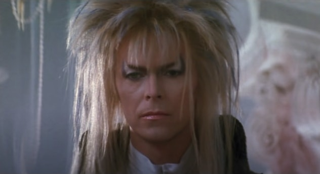 Labyrinth is a fantasy movie for kids from the creators of Star Wars and The Dark Crystal.