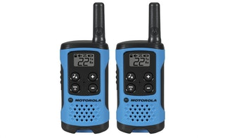 Motorola T100 Talkabout Radio (2-Pack)